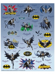4 Sticker-Folien Batman™ Motive