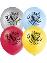 12 Latexballons Batman™ 30 cm