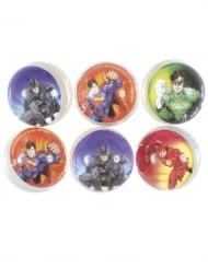 6 Justice League™ Flummis