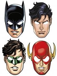 8 Pappmasken Justice League™