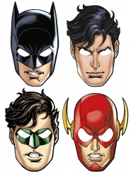 8 Pappmasken Justice League™
