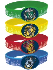 4 elastische Armbänder Harry Potter™