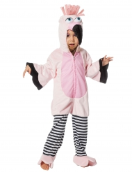 Flamingo-Kostüm für Kinder