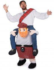 Carry Me Schottenkostüm für Erwachsene