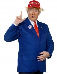 Amerikanischer Präsident Kostüm für Erwachsene