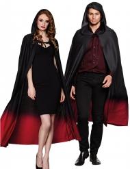 Halloween Schwarzer Umhang für Erwachsene