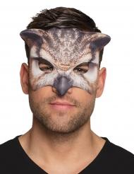 Maske Eule für Erwachsene