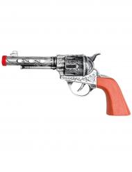 Sheriff-Pistole mit Sound Spielzeug 20 cm