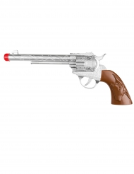 Cowboy-Pistole mit Sound 30 cm