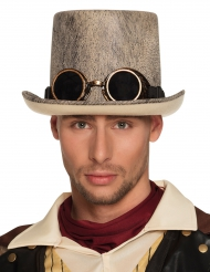 Steampunk Hut für Erwachsene Zylinder