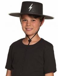 Maskierter Rächer Hut für Kinder