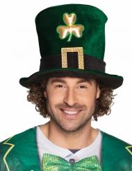 Saint Patrick`s Day-Zylinder Kostümzubehör für Herren grün
