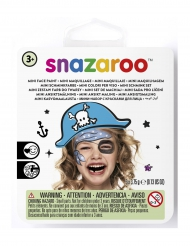 Mini Piraten Make-up-Set Snazaroo™