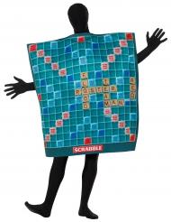 Scrabble™ Spiel Kostüm für Erwachsene