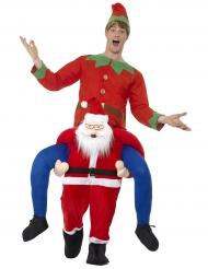 Carry Me Auf dem Rücken des Weihnachsmannes
