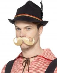 Bayern-Hut Deutschland für Erwachsene schwarz-rot-gold
