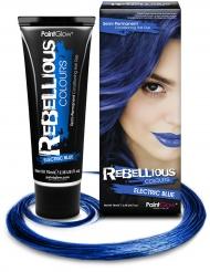Auswaschbare Haarfarbe Tönung blau 70 ml