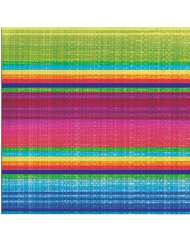 16 kleine Papierservietten Poncho 25 x 25 cm