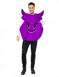 Teufel Emiticon Kostüm