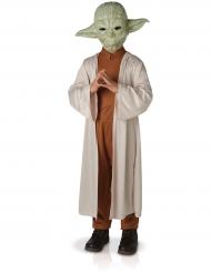 Deluxe Yoda Star Wars™ Kostüm für Kinder mit Maske