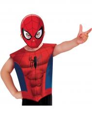 Spiderman™-Set für Kinder rot-blau-schwarz