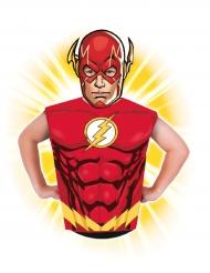 Flash™ Shirt und Maske für Kinder