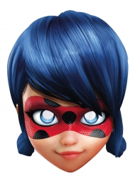Ladybug™ Maske aus Pappkarton für Kinder