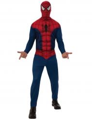 Spidermann™ Kostüm für Herren rot-blau
