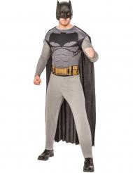 Batman™ kostüm für Erwachsene grau-schwarz
