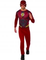 Fash™ Kostüm für Erwachsene rot-gelb