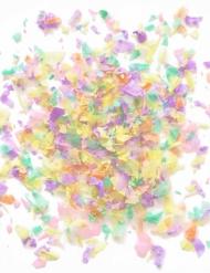 Tüte mit Konfetti aus Papier pastellfarben 50 g