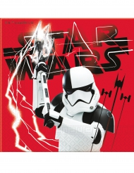 20 Servietten Star Wars Die letzten Jedi™ 33 x 33 cm