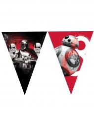 Wimpel-Girlande Star Wars Die letzten Jedi™ 2,30 m