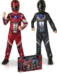 Kostüm Set Power Rangers™ für Jungen