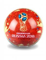 WM-Fussball 2018 Fanartikel 23 cm rot-bunt