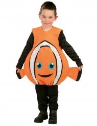 Clown-Fisch Kostüm für Kinder orange