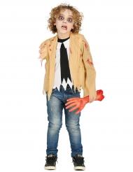 Zombiekostüm ohne Arm für Kinder