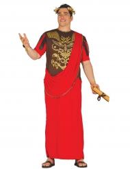 Römer Kostüm für Herren in Rot