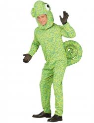 Chameleon Kostüm für Erwachsene