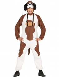 Berghund Kostüm für Erwachsene