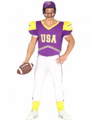 American Footballer Kostüm für Erwachsene