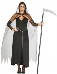Sensenmann Kostüm sexy für Damen