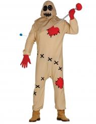 Voodoo - Puppenkostüm für Erwachsene