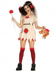 Vodoo - Puppen Kostüm für Erwachsene