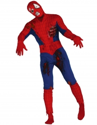 Zombie Spinnen Kostüm Halloween für Erwachsene