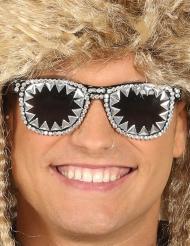 Brille Rock and Roll für Erwachsene