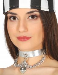 Sexy Gefangenen Halskette für Damen