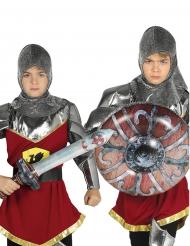 Aufblasbares Ritter-Set mit Schild für Kinder