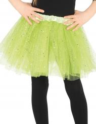Petticoat-Tutu für Mädchen Kostümzubehör grün