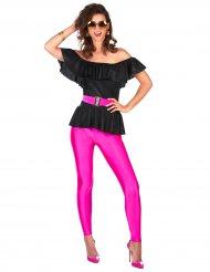Kostüm Retro 80er Jahre für Damen